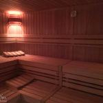 Sauna im Adina Apartment Hotel Nürnberg