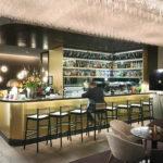 Bar im Adina Apartment Hotel Nürnberg