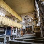 Innenansicht der St. Johanniskirche