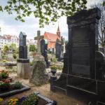 Der Johannisfriedhof in Nürnberg