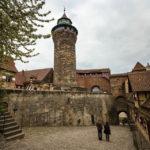 Der Sinwellturm auf der Kaiserburg