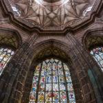 Innenansicht der Lorenzkirche
