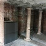 Große Säulenhalle.im Doku-Zentrum auf dem Reichsparteitagsgelände