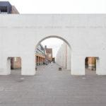 Die Straße der Menschenrechte in Nürnberg