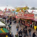 Eindrücke vom Nürnberger Volksfest