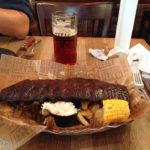 Ribs und Craft Beer im Restaurant Texas Longhorn (Svartmangatan 11)