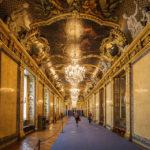 Prunkvolle Räume im Königlichen Schloss
