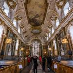 Innenansicht der Königlichen Kapelle