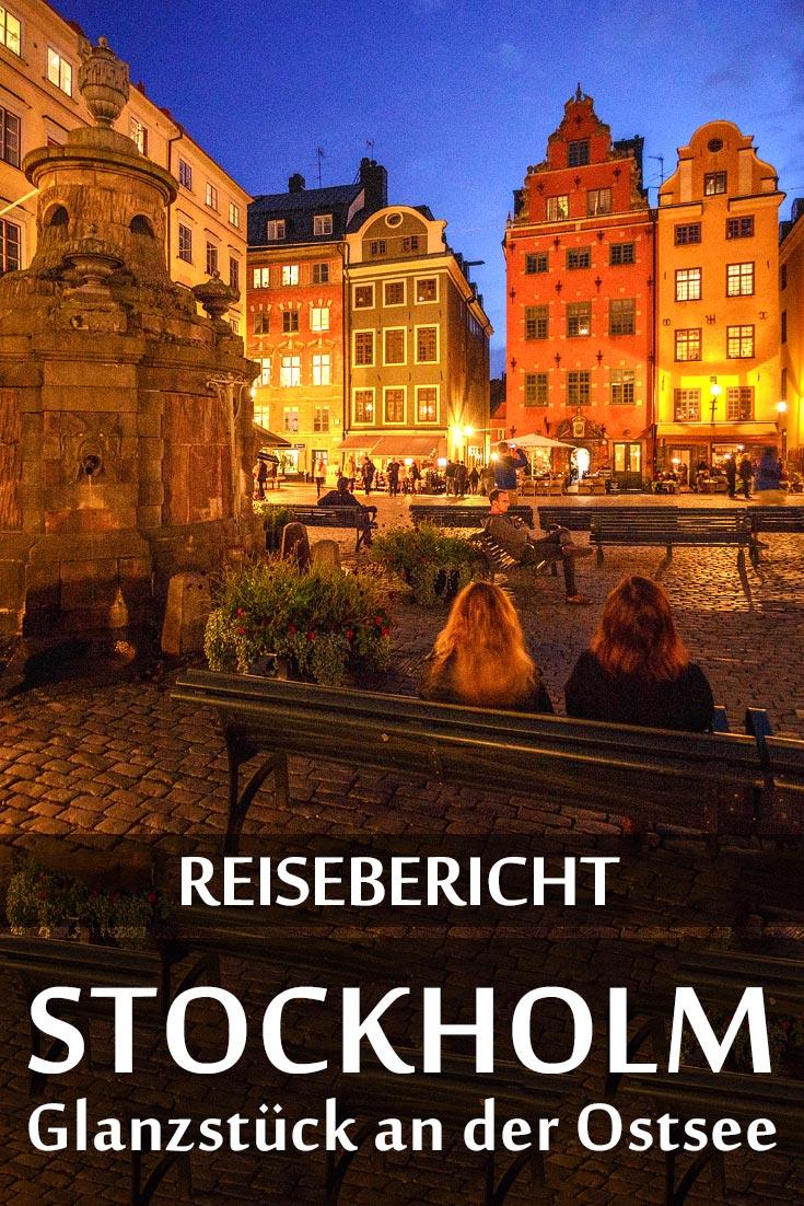 Stockholm: Reisebericht mit Erfahrungen zu Sehenswürdigkeiten, den besten Fotospots sowie allgemeinen Tipps und Restaurantempfehlungen.