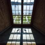 Ein schönes Fenster im Stockholmer Rathaus