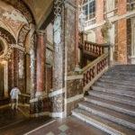 Innenansicht des Schloss Drottningholm