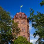 Der Turm Bredablick im Freilichtmuseum Skansen
