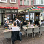 Das Restaurant Agabi Santa Maria (Waterlooplein 361)