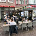 Das Restaurant Agabi Santa Maria (Waterlooplein 361)