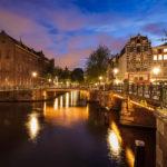 Die Ecke Prinsengracht/Leidsegracht ist ebenfalls ein tolles Fotomotiv