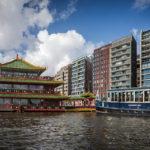 Das Sea Palace Restaurant ist eine schwimmende chinesische Pagode – sehenswert!