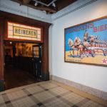 Eingangsbereich der Heineken Experience