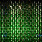 Ausstellungsstück in der Heineken Experience