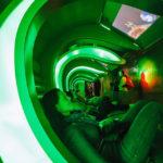 Multimediashow in der Heineken Experience