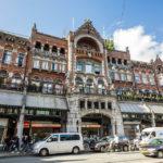 Außenansicht des Hotel Clemens Amsterdam