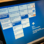Mit dieser Kombination kauft ihr am Automaten in der Stadt ein 3-Tages-Ticket für die öffentlichen Verkehrsmittel