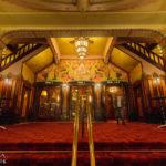 Innenansicht des Theaterkinos Pathé Tuschinski