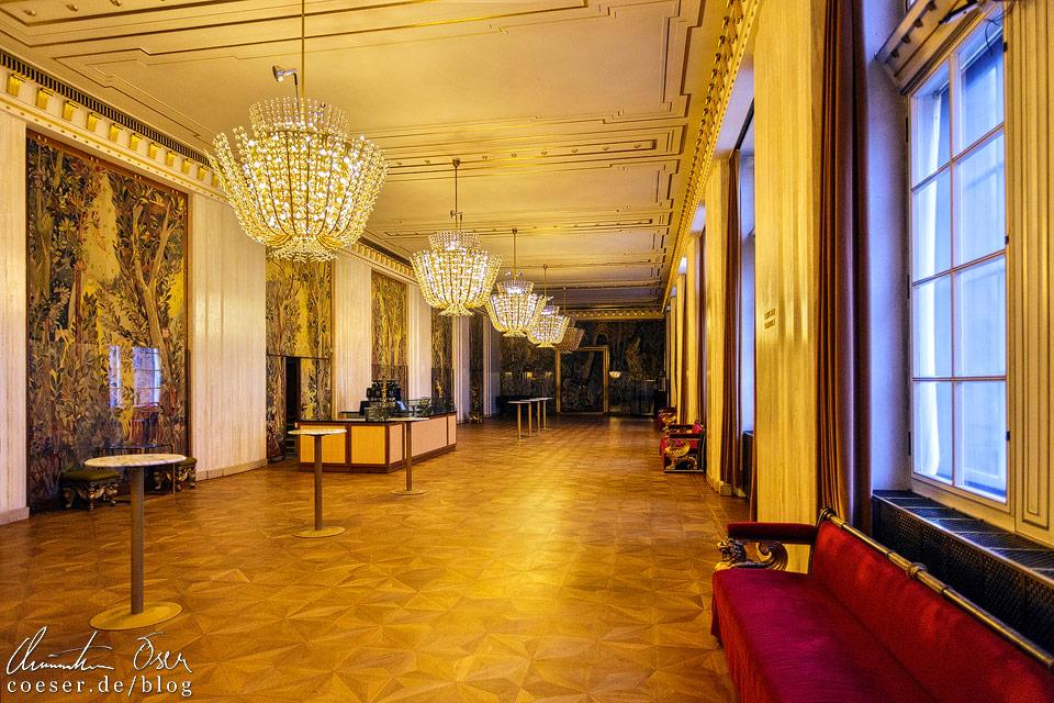 Gustav-Mahler-Saal in der Wiener Staatsoper