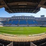 Panoramaansicht des Estadio Mestalla