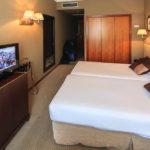 Doppelzimmer im Hotel Conqueridor in Valencia