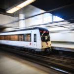 Die Metro in Valencia