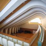 Das Martí i Soler Theatre im Opernhaus Palau de les Arts Reina Sofía in der Stadt der Künste und Wissenschaften