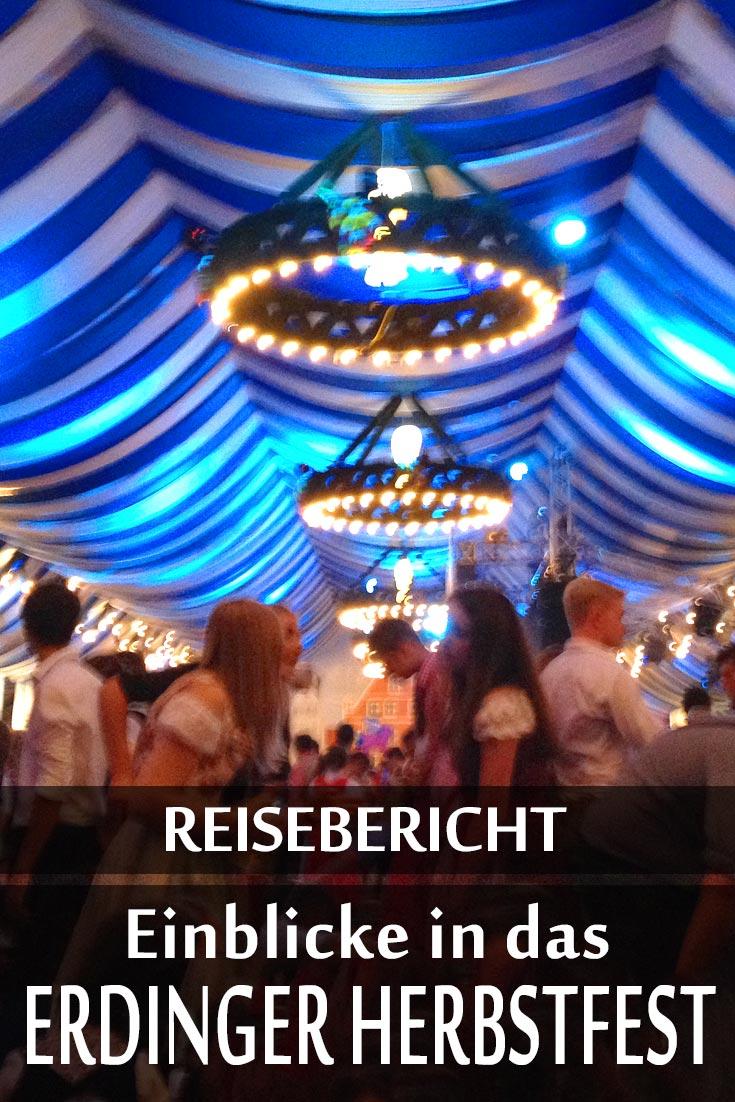 Erdinger Herbstfest: Erfahrungsbericht mit den besten Fotospots sowie allgemeinen Tipps.