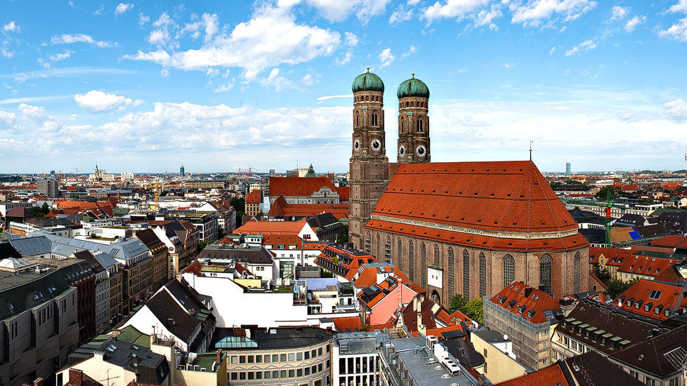 Eine Liebeserklärung An München Reiseblog Von Christian öser