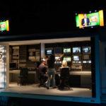 Schauschnittraum in der Bavaria Filmstadt München