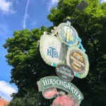 Biergarten Hirschgarten in München
