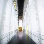 Moderne Architektur im BMW-Museum