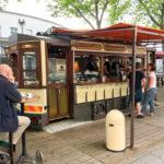 Das Tram Café in München