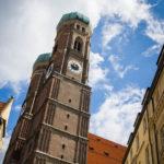 Außenansicht der Frauenkirche