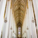 Innenansicht der Frauenkirche