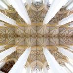 Deckengewölbe in der Frauenkirche