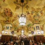 Innenansicht des Hofbräuhaus München