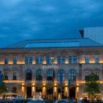 Außenansicht des Hotel Sofitel Munich Bayerpost