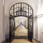 Innenansicht des Justizpalasts München