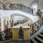 Treppenhaus im Justizpalast München