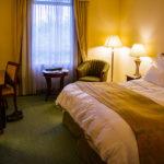 Doppelzimmer im Marriott Hotel München