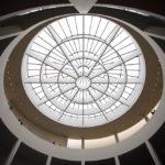Moderne Architektur in der Pinakothek der Moderne