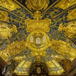 Innenansicht der Reichen Kapelle in der Residenz München