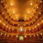 Das Cuvilliés-Theater in der Residenz München