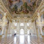 Der Steinerne Saal im Schloss Nymphenburg