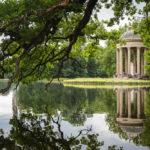 Der Apollotempel im Schlosspark Nymphenburg